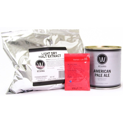 American Pale Ale - No Boil Kit