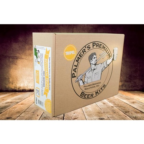 Palmer Premium Beer Kits - Strict Observance - Belgian Tripel