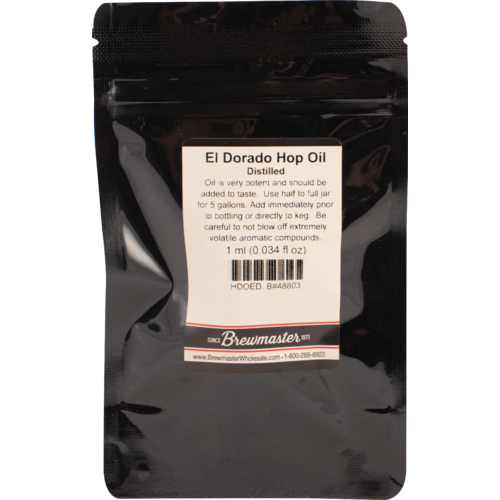 Distilled Hop Oil - El Dorado 1 ML