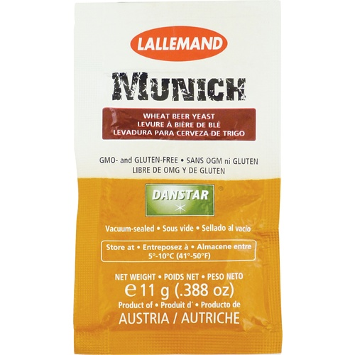 Munich Wheat Beer Yeast (Lallemand) - 11 g