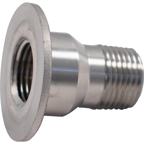 Stainless 1/2 in. Coupling for Speidel Plastic Fermenters