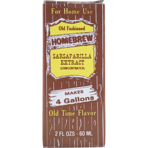 Rainbow Sarsaparilla Soda Extract - 2 fl oz.