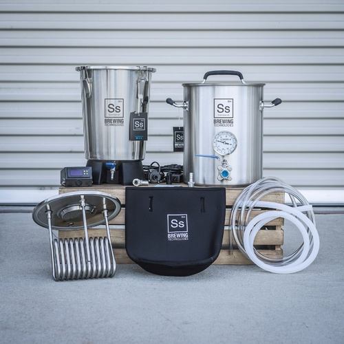 Ss Brewtech Extract Equipment Kit - 2.5 gal