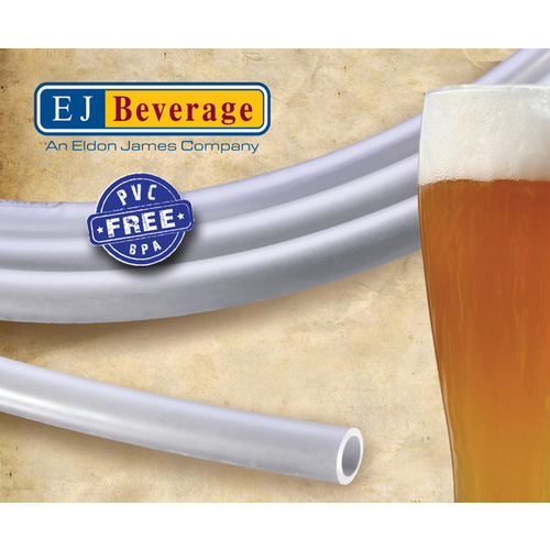 Ultra Barrier™ PVC Free Beer Tubing - 3/16 in.