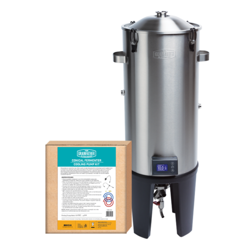 The Grainfather Conical Fermenter Basic Cooling Edition - 7 gal.