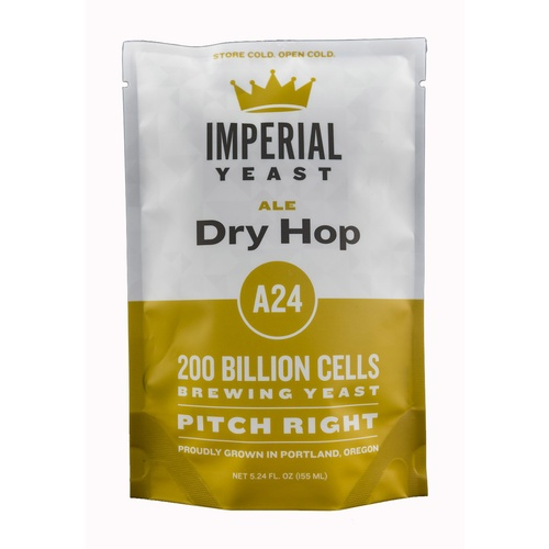 A24 Dry Hop - Imperial Organic Yeast