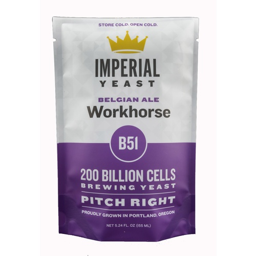 B51 Workhorse - Imperial Organic Yeast
