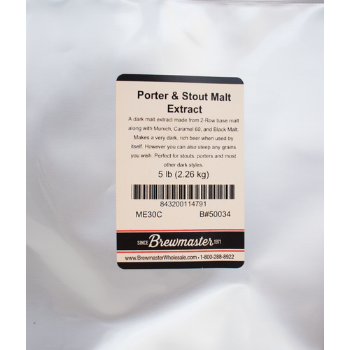 Porter and Stout Dark Malt Extract (LME)