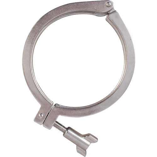 Stainless Tri-Clamp - 4 in. Clamp