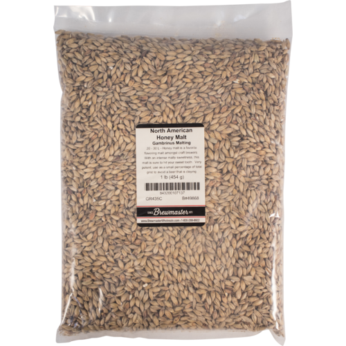 Honey Malt - Gabrinus Malting®