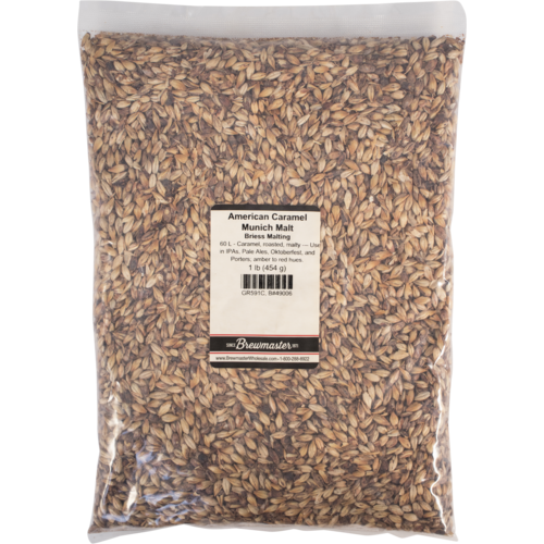 Caramel Munich 60L Malt - Briess Malting