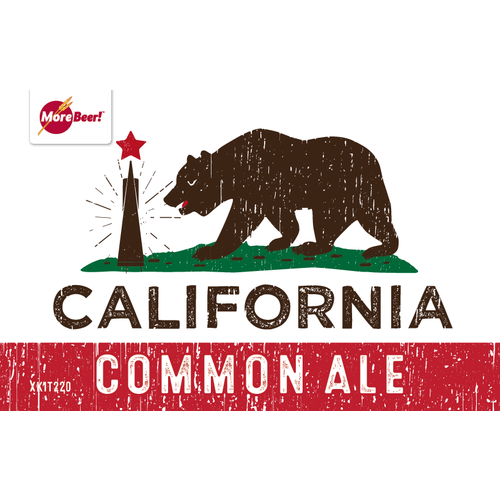 California Common Ale - All Grain Beer Brewing Kit (5 Gallons)