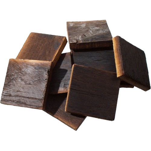 French Oak Stave Segments - 1 lb (Med. Plus Toast)