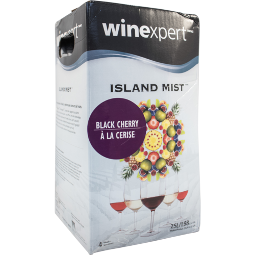 Winexpert Island Mist Black Cherry Pinot Noir Wine Recipe Kit