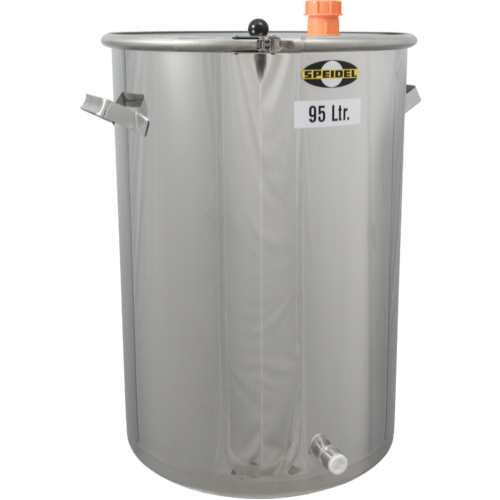 Speidel Stainless Steel Fermentation and Storage Tank - 25 Gallon (95 L)