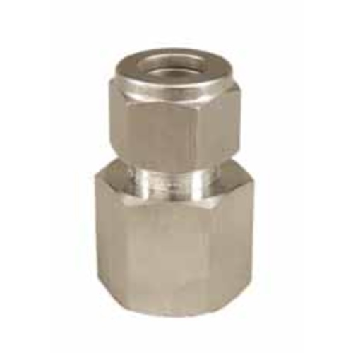 Stainless Compression Fitting - 1/2 in. x 1/2 in. FPT