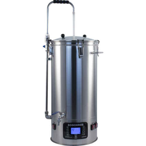 Robobrew V3 All Grain Brewing System with Pump – 35L/9.25G