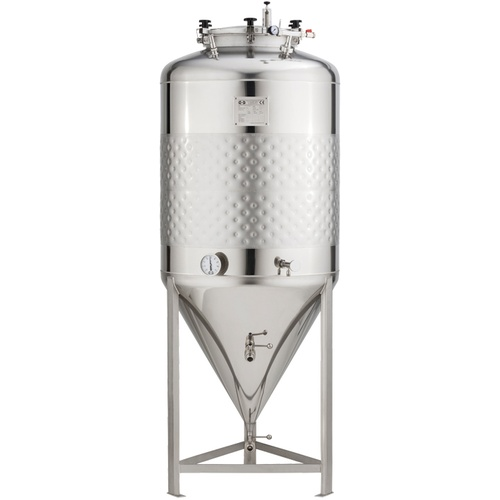 Cosmetic Defect - Braumeister - 625 L (5 bbl) Stainless Conical Pressure Tank