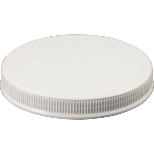Plastic Lid For Wide Mouth Jars - 110 mm