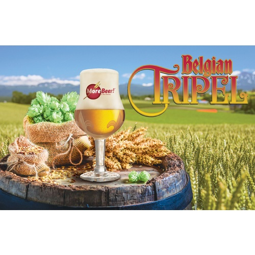 Belgian Tripel – All Grain Beer Brewing Kit (5 Gallons)