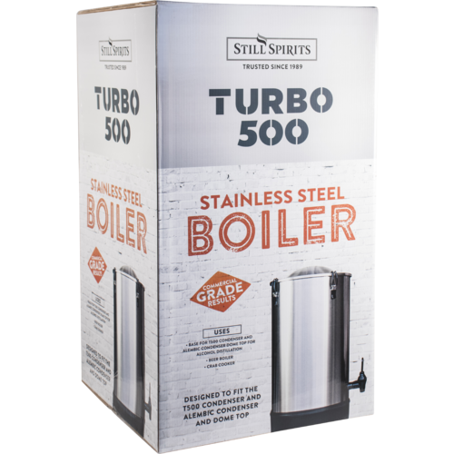 Still Spirits Turbo 500 Electric Boiler - 120V