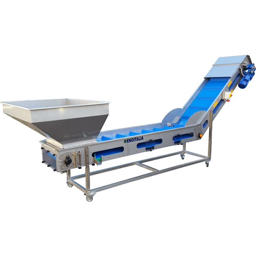 EnoItalia Loading and Sorting Table