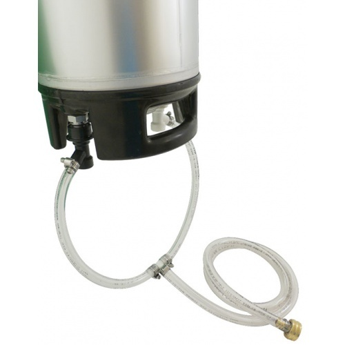 Keg Cleaning and Sanitizing Kit - Ball Lock
