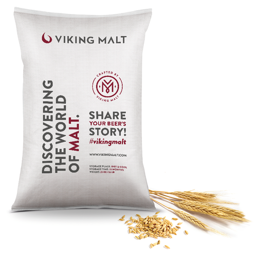 Lightly Peated Malt - Viking Malt