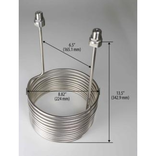Blichmann Cooling Coil for 14 to 42 gal Fermenator