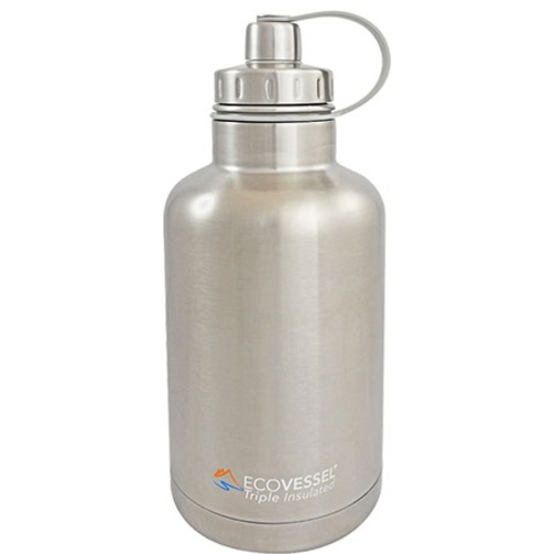 Triple insulated EcoVessel Boss Growler - 64 oz.