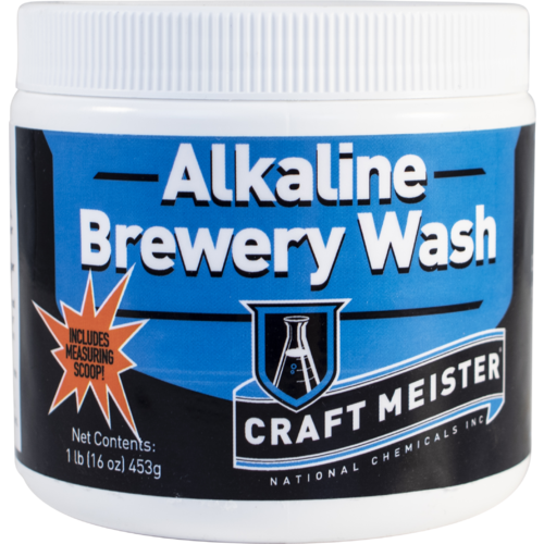 Craft Meister Alkaline Brewery Wash
