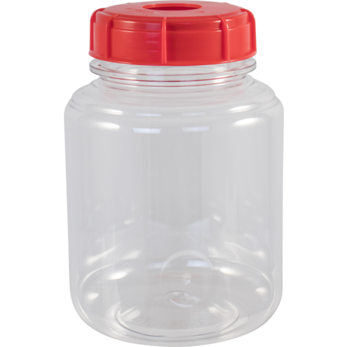 Fermonster 1 Gallon Ported Carboy (Spigot Not Included)
