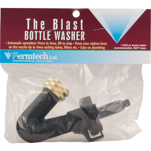Blast Carboy & Bottle Washer