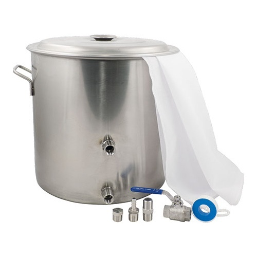 Premium BIAB Brew In A Bag Kettle Kit