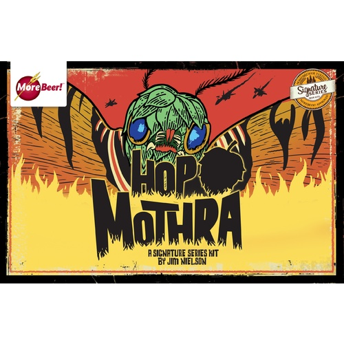 Hop Mothra IPA by Jim Nielsen (All Grain Kit)