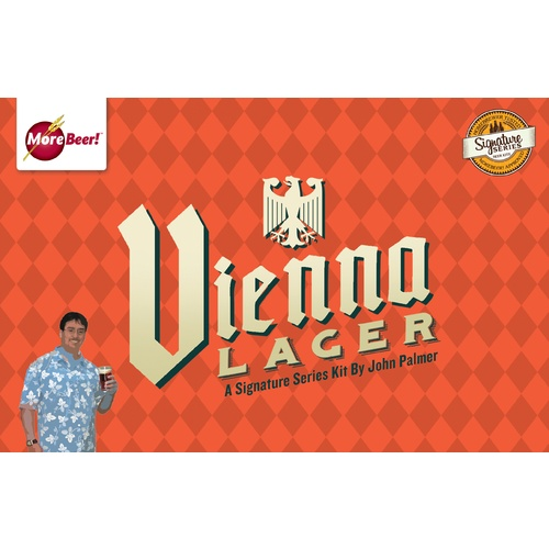 Vienna Lager Recipe by John Palmer (All Grain Kit)