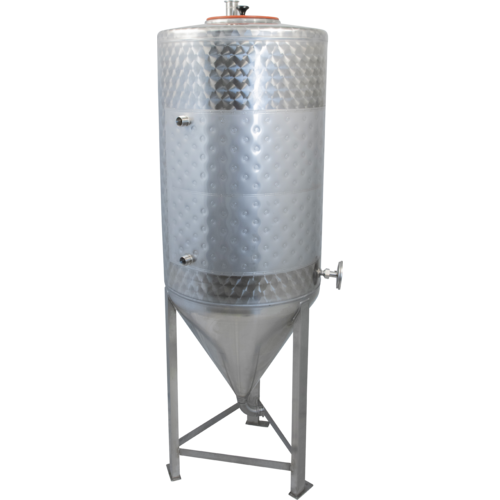 Speidel Stainless Conical Fermenter With Cooling Jacket - 2 BBL