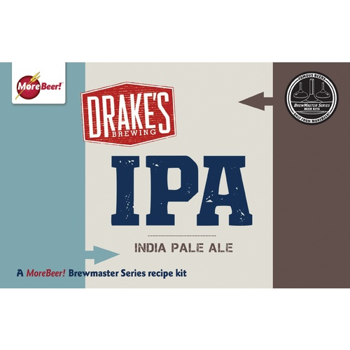 Drakes IPA - All Grain Beer Brewing Kit (5 Gallons)