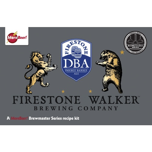 Firestone Walkers Double Barrel Ale® - Extract Beer Brewing Kit (5 Gallons)