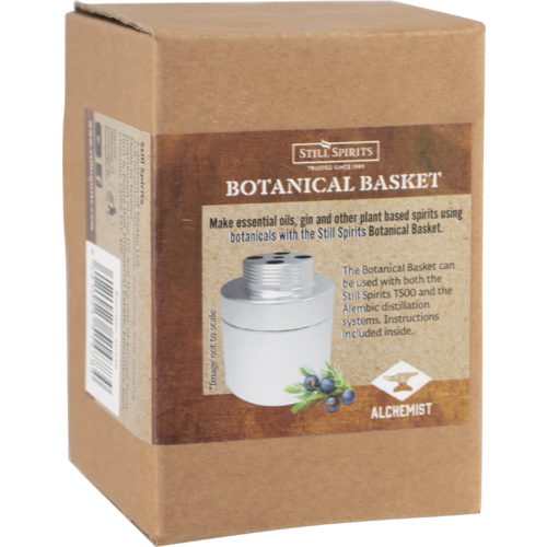 Still Spirits Botanicals Basket