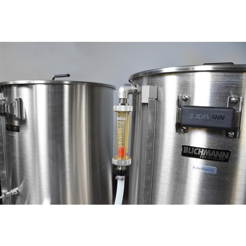 Blichmann Horizontal Electric Brew System (HERMS)