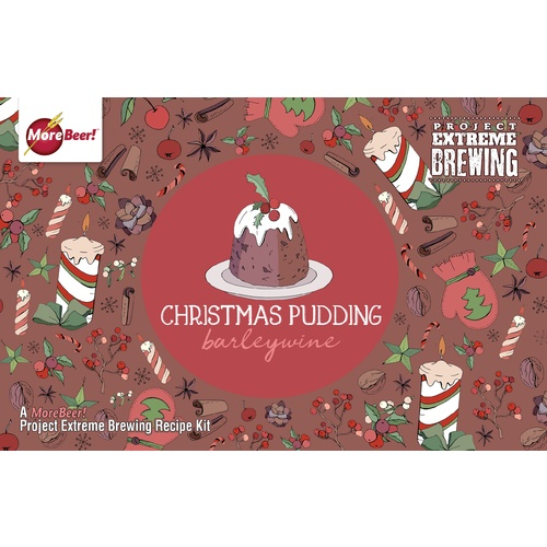 Christmas Pudding Barleywine - All Grain Beer Brewing Kit (5 Gallons)