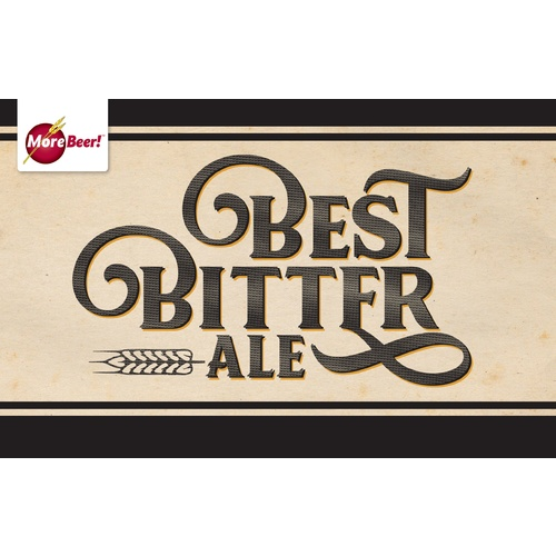 Best Bitter Ale - All Grain Beer Brewing Kit (5 Gallons)