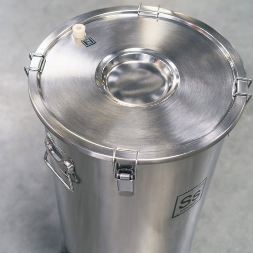 Brew Bucket Stainless Steel Fermenter - 7 gal