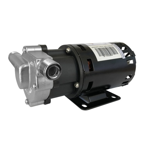 X-Dry Series Chugger Pump (Inline) - Stainless Steel