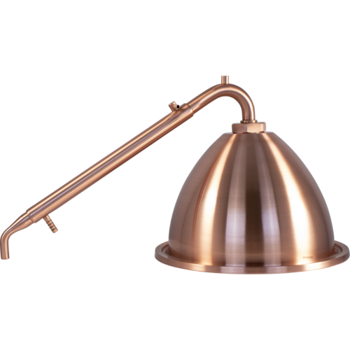 Still Top Conversion Kit with Copper Alembic Condenser
