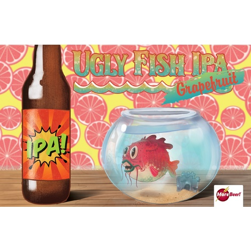 Grapefruit Sculpin® Clone - Grapefruit Ugly Fish (Extract)