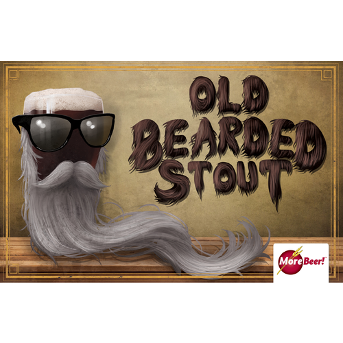 Old Rasputin® Clone - Old Bearded Stout (Extract)