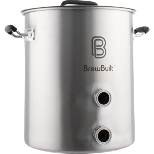 BrewBuilt­™ Brewing Kettle with Tri-Clamp Fittings