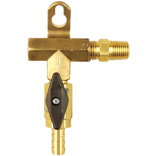 Gas Manifold - Add-on Assembly (Brass)
